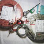 سیم و کابل رابط و جبران ساز سنسور مقاومتی RTD شیلددار نوع BLF ، PT100 ایتالیا مدل BLFPT100325