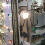 چراغ ریلی و خرطومی