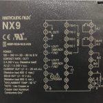 ترموستات NX9-00 هانیانگ