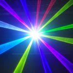 لیزر فول کالر یا لیزر مولتی کالر