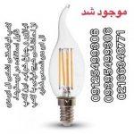 لامپ فیلامنى اشکی