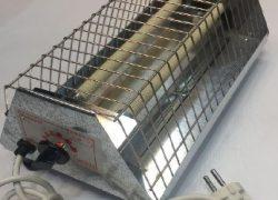 وسیله برقی برای گرم کردن خانه ها و مناسب برای کرسی های قدیمی